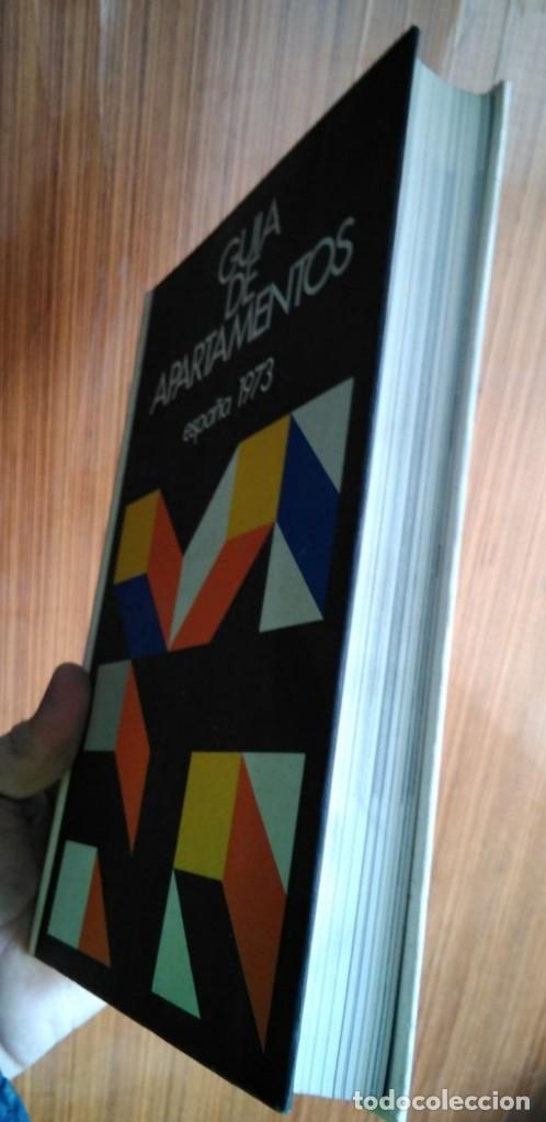 Libros antiguos: Guía de apartamentos España 1973 - Foto 2 - 149263242