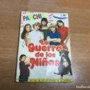 Libros antiguos: PARCHIS - LA GUERRA DE LOS NIÑOS EDITORIAL BARLOVENTO 1980. Lote 150167048