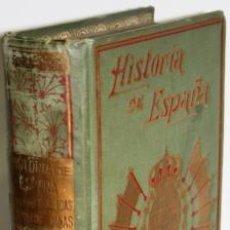 Libros antiguos: HISTORIA DE ESPAÑA Y DE LAS REPÚBLICAS LATINO-AMERICANAS. TOMO XVI - OPISSO, ALFREDO. Lote 149471606