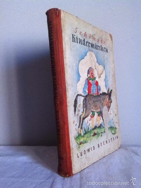 Libros antiguos: SCHOUSTE KINDERMARCHEN - Foto 2 - 149516962