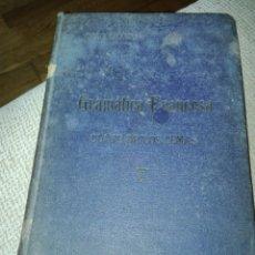 Libros antiguos: OLLENDORF REFORMADO. GRAMÁTICA FRANCESA, MÉTODO PARA APRENDERLA. EDUARDO BENOT. MADRID, 1914.. Lote 149545520