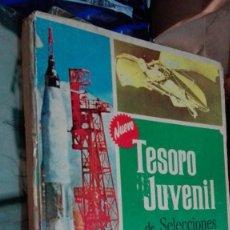 Libros antiguos: NUEVO TESORO JUVENIL DE SELECCIONES DEL READER´S DIGEST, MADRID. Lote 149585142