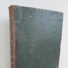 Libros antiguos: LOS COMUNEROS DE CASTILLA. VICTOR HAMEL. IMPRENTA DE JUAN ROCA Y SUÑOL. 1842. VER FOTOGRAFIAS. Lote 149732574