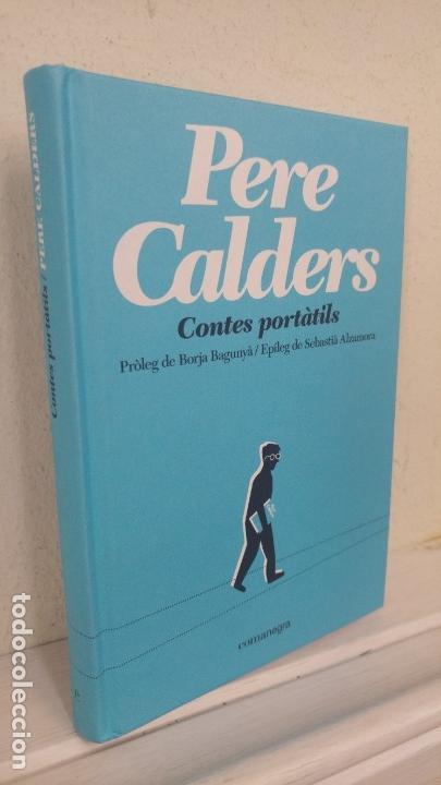 CONTES PORTATILS PERE CALDERS (Libros Antiguos, Raros y Curiosos - Literatura - Otros)