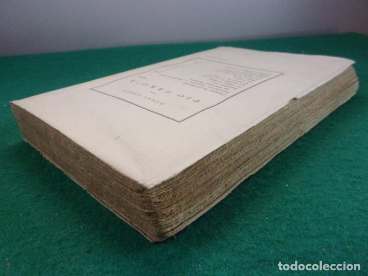 Libros antiguos: EL MUNDO ES ANSI / Pío Baroja / editorial Rafael Caro. 1ª edición 1919? - Foto 4 - 149909746