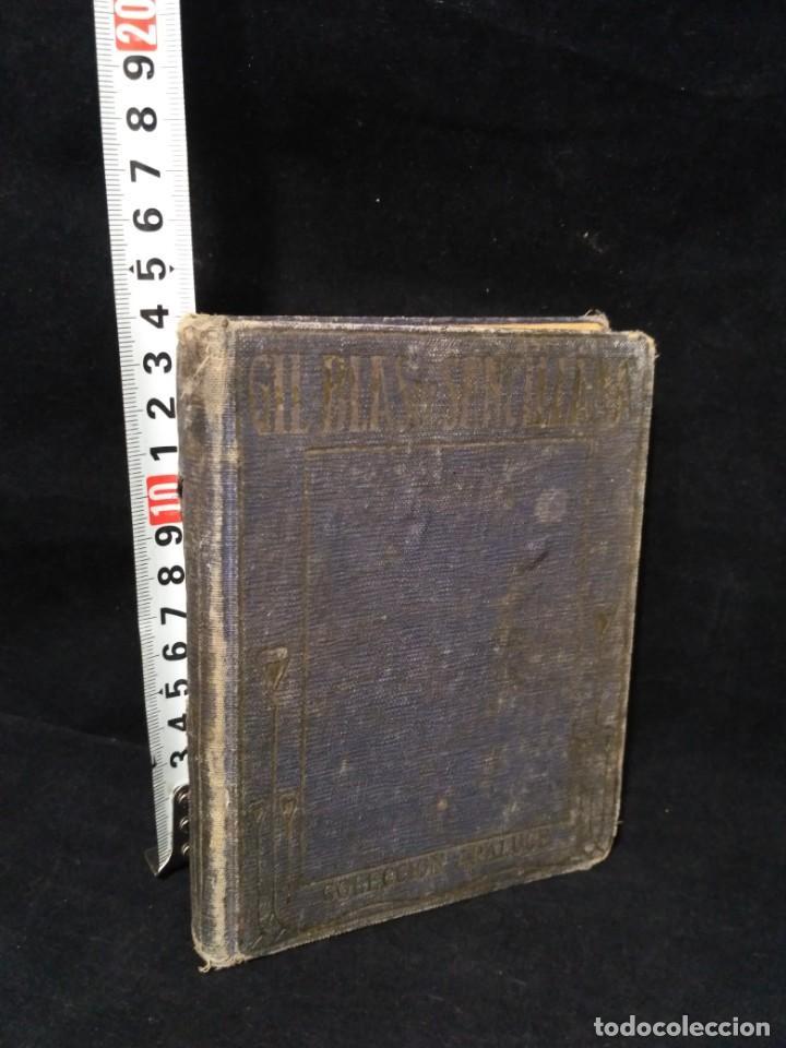 Libros antiguos: Aventuras de Gil Blas de Santillana de 1925 - Foto 3 - 149930002
