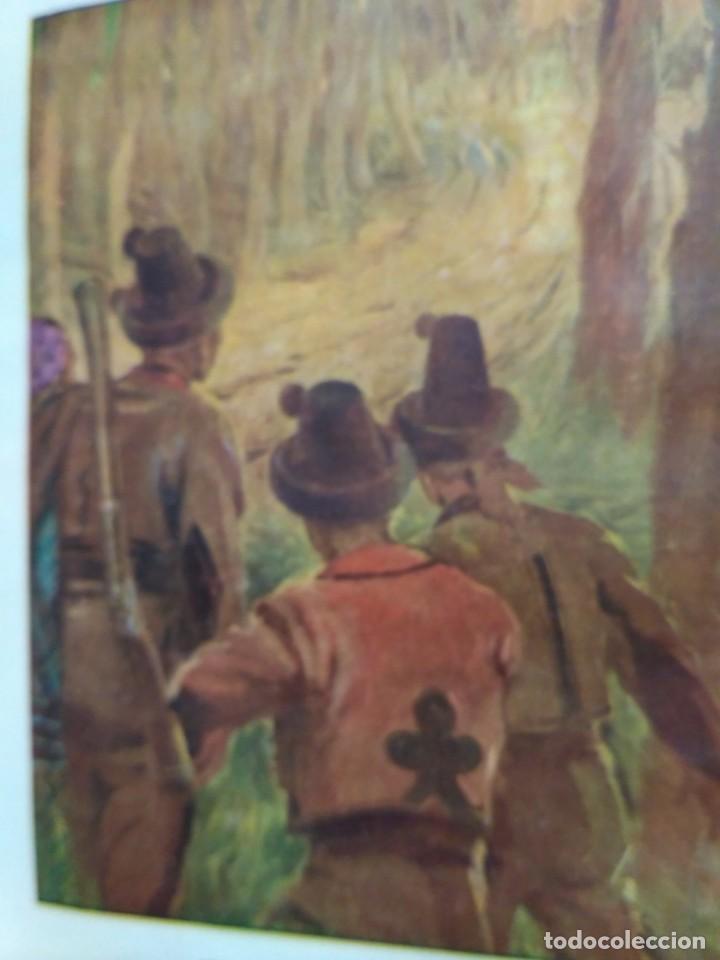 Libros antiguos: Aventuras de Gil Blas de Santillana de 1925 - Foto 5 - 149930002