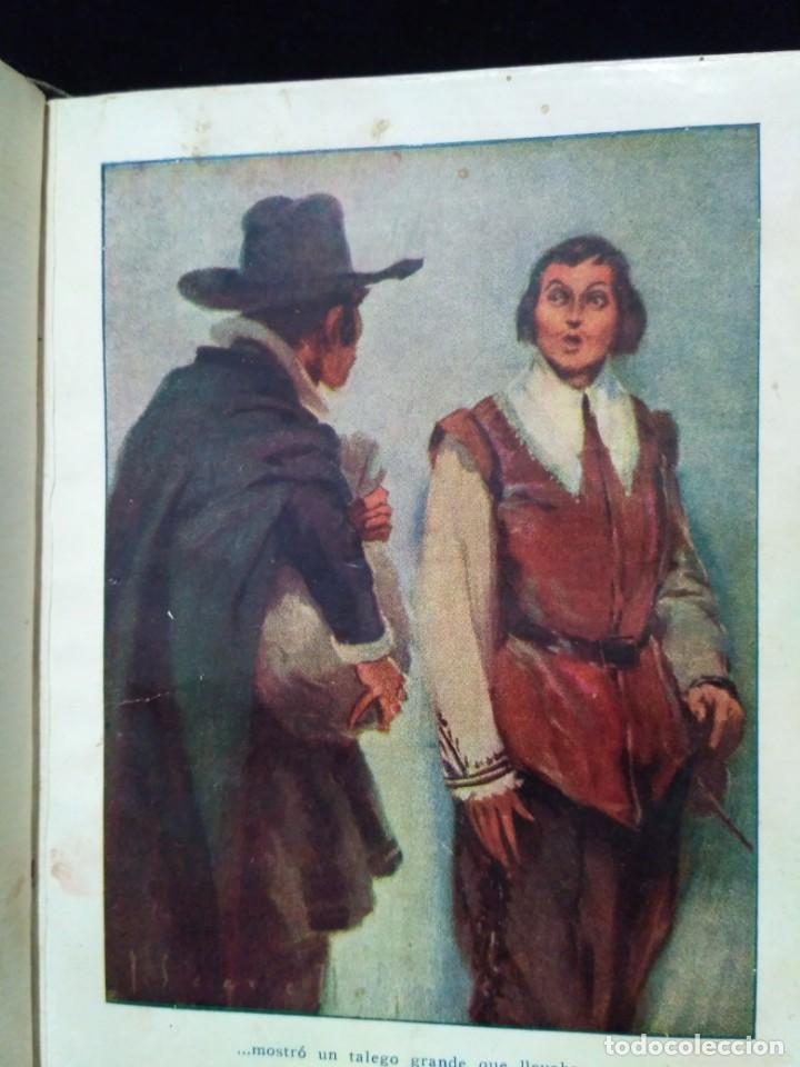 Libros antiguos: Aventuras de Gil Blas de Santillana de 1925 - Foto 6 - 149930002