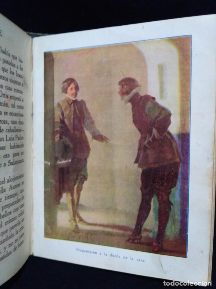 Libros antiguos: Aventuras de Gil Blas de Santillana de 1925 - Foto 9 - 149930002