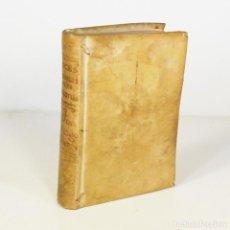 Libros antiguos: PROCESO ANTONIO PEREZ (1788) / VIDA DE RODRIGO CALDERON POR GERÓNIMO GASCÓN. Lote 149949822