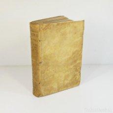 Libros antiguos: TRACTATUS UNICUS DE INCOMPATIBILITATE (1755) - JOSE MANUEL ROJAS Y ALMANSA. Lote 149949918