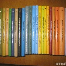 Libros antiguos: 27 LIBROS DE LA BIBLIOTECA DE AUTORES ANDALUCES.(MACHADO, BECKER, ANTONIO GALA,.......) 2004. Lote 149981230