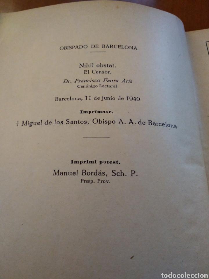 Libros antiguos: HISTORIA SAGRADA. RAFEL MARIMÓN. - Foto 3 - 149990906