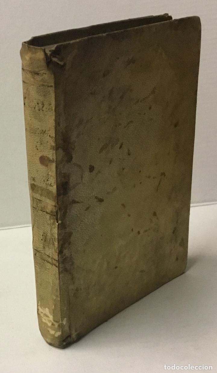 Libros antiguos: CARACTERES Ó SEÑALES DE LA AMISTAD. - CARACCIOLO, marqués de. 1780 - Foto 6 - 123171246