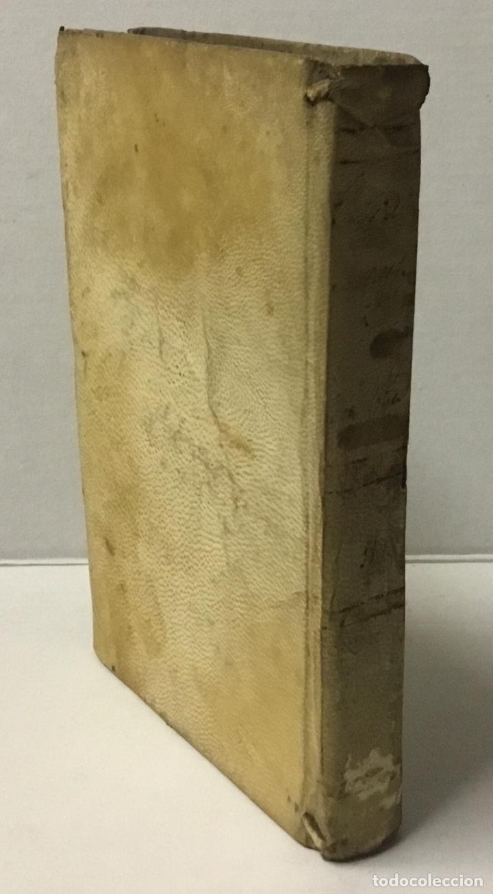 Libros antiguos: CARACTERES Ó SEÑALES DE LA AMISTAD. - CARACCIOLO, marqués de. 1780 - Foto 7 - 123171246
