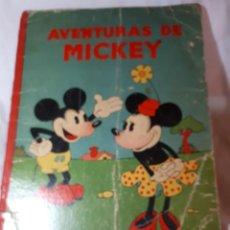 Libros antiguos: AVENTURAS E MICKEY, DE CALLEJA. Lote 150080326
