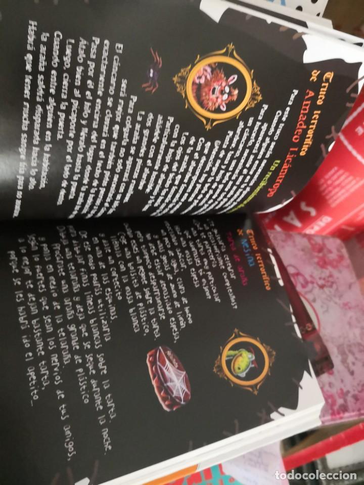 Libros antiguos: El monstruoso libro de los monstruos 3ª edición el barco de vapor - Foto 5 - 150214734