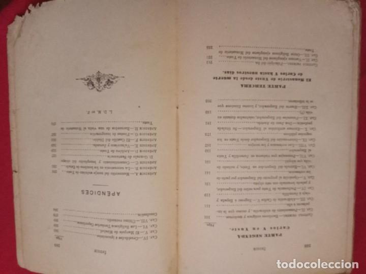 Libros antiguos: HISTORIA DEL MONASTERIO DE YUSTE- DOMINGO DE G. Mª ALBORAYA 1906. - Foto 8 - 150241298
