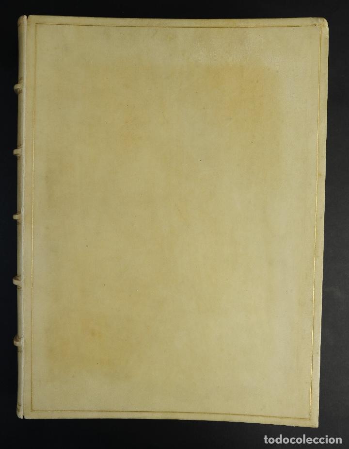 Libros antiguos: L'Atlantida de Jacinto Verdaguer-Eduardo Junyent y Martín De Riquer-Barcelona,1946-Ej. 55 de 1000 - Foto 3 - 150281718
