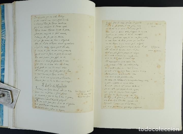 Libros antiguos: L'Atlantida de Jacinto Verdaguer-Eduardo Junyent y Martín De Riquer-Barcelona,1946-Ej. 55 de 1000 - Foto 10 - 150281718