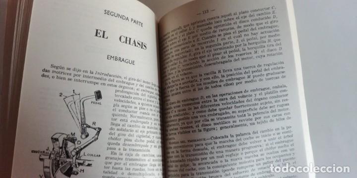 Libros antiguos: guion para los cursos de conductores y motoristas. ministerio del ejercito, 1969- - Foto 4 - 150368586