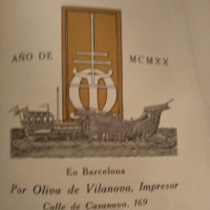 Libros antiguos: LA ARQUITECTURA NAVAL ESPAÑOLA (EN MADERA). BOSQUEJO DE SUS CONDICIONES Y RASGOS DE SU EVOLUCIÓN. Lote 150492386