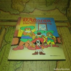 Libros antiguos: D´ARTACÁN Y LOS TRES MOSQUEPERROS. PROCONSULT 1983.. Lote 150512014