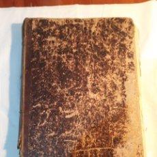 Libros antiguos: LA ENABISTERIA MODERNA.ALBUM DE PLANCHAS.DETERIORADO.. Lote 150539920