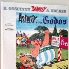 Libros antiguos: COMIC - ASTERIX Y LOS GODOS - Nº 3 - SALVAT. Lote 150636954