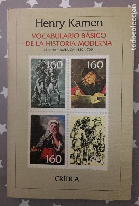 VOCABULARIO BASICODE LA HISTORIA MODERNA (Libros Antiguos, Raros y Curiosos - Historia - Otros)