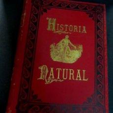 Libros antiguos: HISTORIA NATURAL LA CREACIÓN TOMO IV AVES DR. A.E. BREHM MONTANER Y SIMÓN AÑO 1881 SIGLO XIX. Lote 150764326