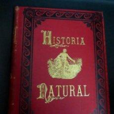 Libros antiguos: HISTORIA NATURAL LA CREACIÓN TOMO V REPTILES Y PECES DR. A.E. BREHM MONTANER Y SIMÓN AÑO 1881. Lote 150765734
