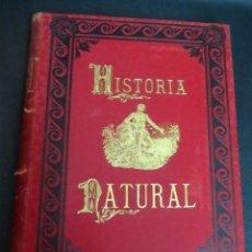 Libros antiguos: HISTORIA NATURAL LA CREACIÓN TOMO III AVES DR. A.E. BREHM MONTANER Y SIMÓN AÑO 1880. Lote 150766286