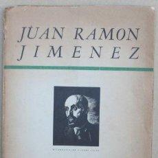 Libros antiguos: POETICA Nº 1 - JUAN RAMON JIMENEZ - 1943. Lote 150814242