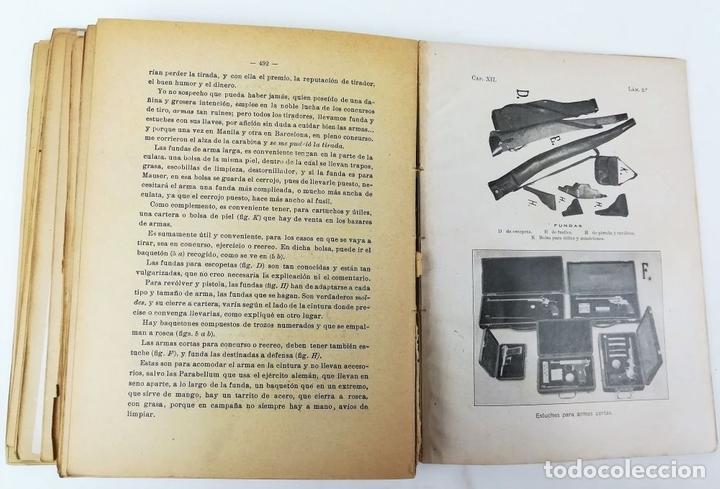 Libros antiguos: ARMAS Y DEFENSA. D.A. VÁZQUEZ DE ALDANA. IMPRENTA JULIÁN PALACIOS. 1916 MADRID - Foto 6 - 150950766