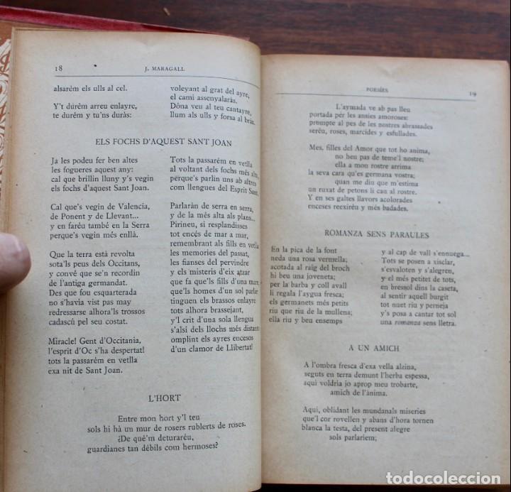Libros antiguos: LECTURA POPULAR- BIBLIOTECA D'AUTORS CATALANS- 12 VOL- 1913 - Foto 5 - 150960538