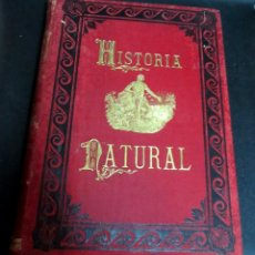 Libros antiguos: HISTORIA NATURAL LA CREACIÓN TOMO 9 MINERALOGÍA, GEOLOGÍA DR. A.E. BREHM MONTANER Y SIMÓN AÑO 1880. Lote 150985858
