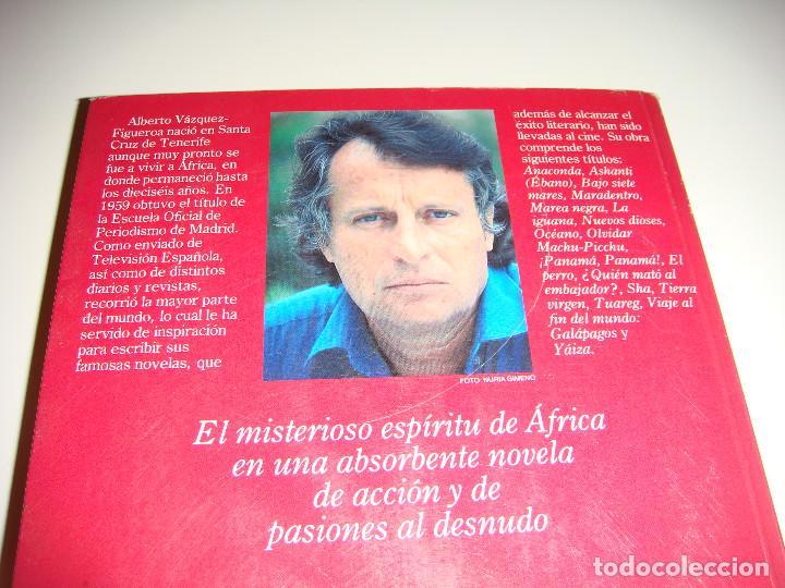 Libros antiguos: ALBERTO VAZQUEZ FIGUEROA: MARFIL - Foto 2 - 151099194