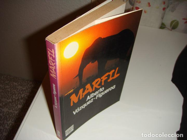 Libros antiguos: ALBERTO VAZQUEZ FIGUEROA: MARFIL - Foto 3 - 151099194