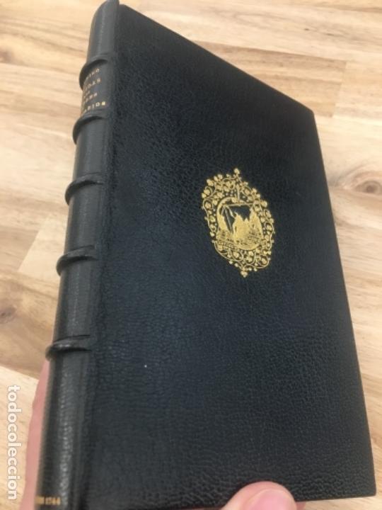 Libros antiguos: Palomino Castro.Las vidas de los pintores y estatuarios. Londres 1744. Enc Brugalla libro antiguo - Foto 3 - 40564725