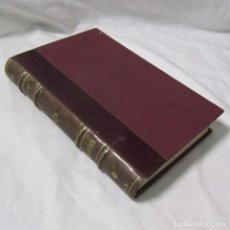 Libros antiguos: LA MALA HIERBA, PIO BAROJA, ED. R. CARO RAGGIO. Lote 151152654