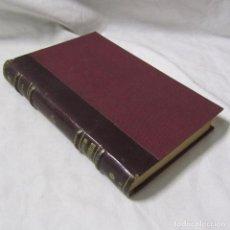 Libros antiguos: EL APRENDIZ DE CONSPIRADOR, PIO BAROJA 1917, ED. RENACIMIENTO. Lote 151153326