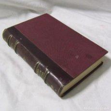 Libros antiguos: EL AMOR, EL DANDYSMO Y LA INTRIGA, PIO BAROJA 1923, ED. R. CARO RAGGIO. Lote 151153470