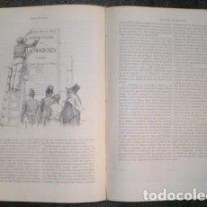 Libros antiguos: LARRA, MARIANO JOSÉ DE: OBRAS COMPLETAS ILUSTRADAS CON GRABADOS POR DON LUIS PELLICER. 1886. Lote 151158878