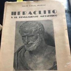 Libros antiguos: HÉRCULES DEDICADO POR EL AUTOR. Lote 151363726
