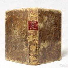 Libros antiguos: RELACIÓN CIRCUNSTANCIADA DE LA CAMPAÑA DE RUSIA EN 1812 · 1816. TOMO II.. Lote 151461562