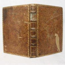 Libros antiguos: VOLUMEN FACTICIO CON IMPRESOS DE LA ÉPOCA DE CARLOS III. INFANTES REALES ACADEMIAS. BARCELONA MADRID. Lote 151492190