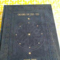Libros antiguos: EDICIÓN NUMERADA CANTAR DEL MÍO CID. Lote 151514522