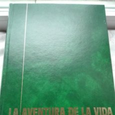 Libros antiguos: LA AVENTURA DE LA VIDA - FELIX RODRIGUEZ DE LA FUENTE- (11 TOMOS Y VIDEOS) . Lote 151519702