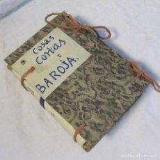 Libros antiguos: 9 TRABAJOS CORTOS DE PÍO BAROJA. Lote 151533366
